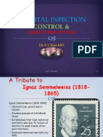 Hospital Infection Control Programme