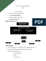 Visual Programming - Database Architecture