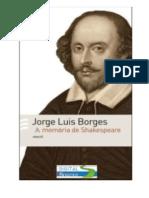 Jorge Luis Borges - A Memória de Shakespeare