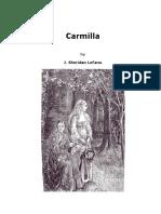 Carmilla by LeFanu