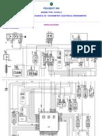 peugeot all models wiring diagrams general diesel engine Light Fixture Wiring Diagram