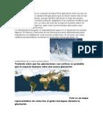 Glaciaciones en el Paleolítico