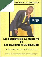 livre du Rev Camille Makosso   BON