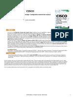 CISCO Protocoles Et Concepts de Routage