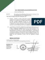 CEREMONIA DE JURAMENTACION