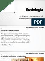 3 ano - Movimentos sociais no Brasil – Parte I