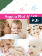 Huggies First Aid Kit