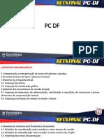 PCDF -Português-  aula 7 - 29.08.19 - V.3 - para alunos