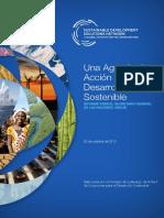 Informe a Las Nnuu - Desarrollo Sostenible 2013(1)