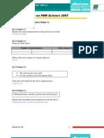 Cloned PMR sains