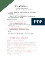 Tav Speziale Resumen 6 Dispositivos Agamben,Speziale,Stam,Weibel,Vertov