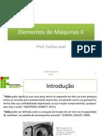 Elementos_II_aula_2_Introduo