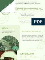 Apresentação Projetos e Pesquisas POSGEA - Gabriel Muniz