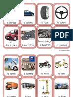 LCDL - Imagier Garage Transport Brico Par Amélie
