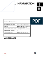 Mercruiser Service Manual 6-1b - Maintenance