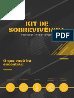 Kit de Sobrevivência (1)