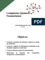 6 - Compuestos qco y nomencatura