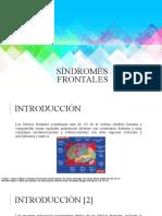 Síndromes frontales