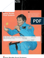 NASA Facts Space Shuttle Food Systems