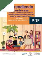 Ficha Pedagogica 1 Arreglos y Composición 3ero