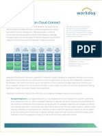 Workday Integration Cloud Connect Datasheet