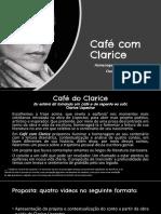 Café Com Clarice