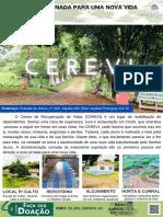 CEREVI-Centro de Recuperação de vidas