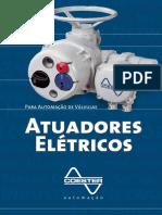 Atuador Elétrico - Automatização de Válvulas Coester
