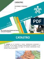 INTRODUCCION TECNICO EN CATASTRO- TOPOGRAFIA