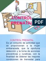 CONTROL PRENATAL 1.