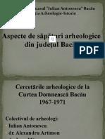 aspecte santiere arheologice