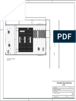 Planta Implantação e Cobertura - Layout1