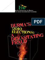 2010 Election Report of FDB (ENG Version)