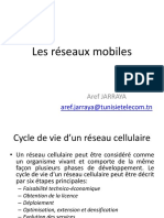 Reseaux Mobiles