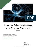 Mapas Mentais Direito Administrativo