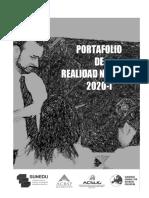 REALIDAD NACIONAL ESQUEMA ENSAYO SMP