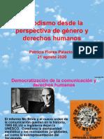 Aproximación al Periodismo con Enfoque de Derechos Humanos