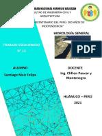 Trabajo escalonado N° 13 Santiago Maiz Felipe