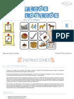 Loto Fonetico-fonologico C K Q Agrupado
