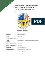 TAREA N°2 - INTERPRETACION Y OBSERVACIONES DEL CAMBIO CLIMATICO