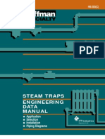 Steam Traps - Engineering Data Manual
