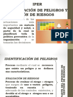 CAPITULO V  IDENTIFICACION DE PELIGROS