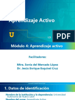 Presentación Módulo 4