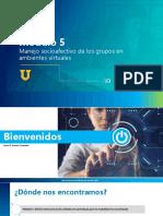 Presentación Módulo 5