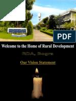 RDA Activities Presentation Feb'11