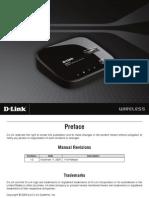 DIR-412_D1_Manual_v1.00(I)