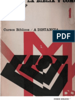1 - Ángel González - Qué es la Biblia y cómo leerla
