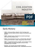 Innovation in Civil Aviation