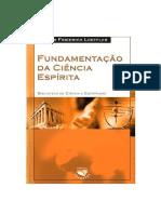 393 - Fundamentacao da Ciencia Espirita (Carlos Friedrich Loeffler)