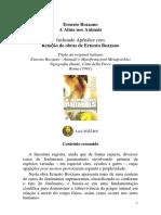 354 - Ernesto Bozzano - A Alma Nos Animais